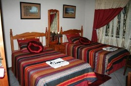 Villa D' Rust B&B and Self-Catering