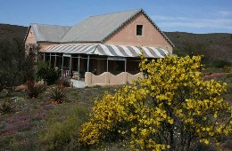 Wolverfontein Farm Cottages Ladismith