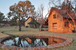 Zinyala Private Game Reserve Modimolle (Nylstroom)
